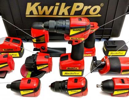 KwikPro tool set