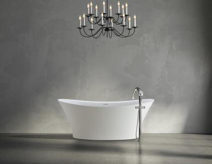 MTI BATHS Mallory freestanding Soaking tub