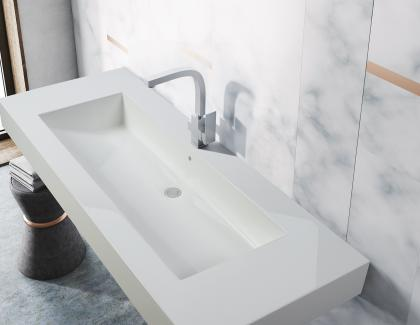 MTI Baths Metropolis wall mount sink