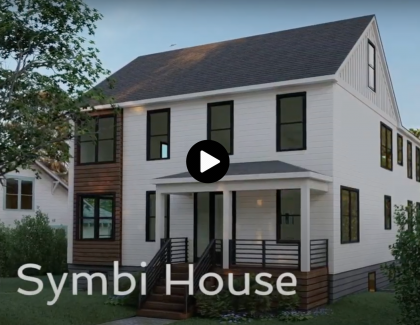 Symbi Homes Prototype One Mt Rainier