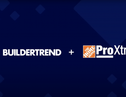 buildertrend the home depot