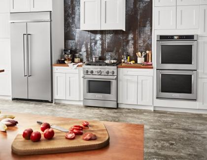 Whirlpool Corp KitchenAid appliance Suite