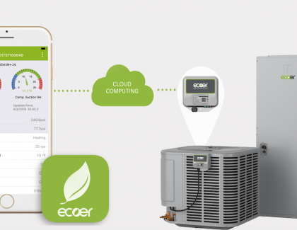 ecoer smart heat pump