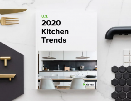 2020 Kitchen Trends Houzz Study
