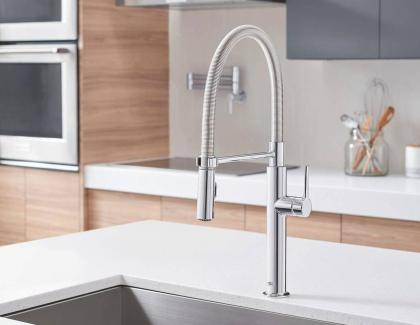 American Standard Studio S Collection Semi Pro Kitchen Faucet
