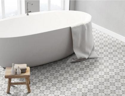 Della Torro Encaustic Ceramic Tile