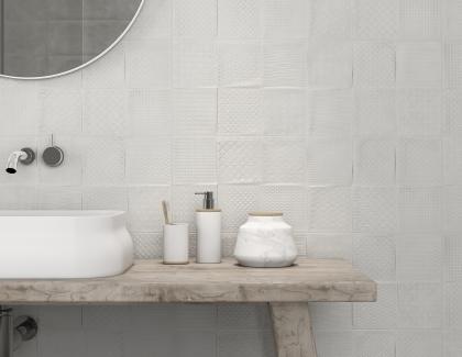 Keraben ceramic tile. Porcelain vs. Ceramic.