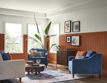 Sherwin-Williams color of the year 2019 Cavern Clay