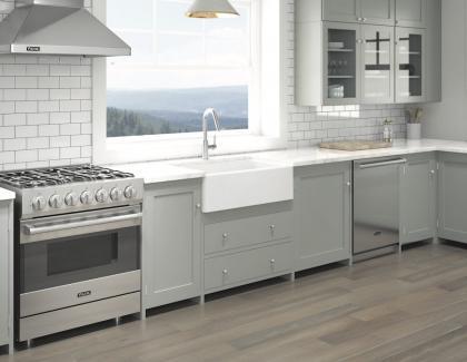 Viking 3Series Kitchen CloseUp