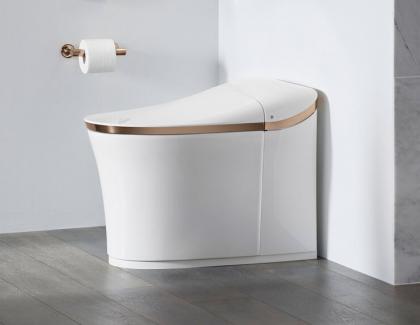 Eir Intelligent toilet by Kohler