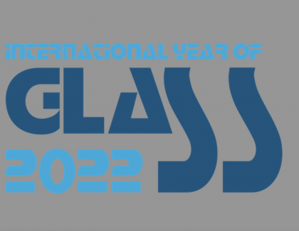 international year of glass is in 2022