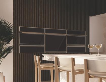 monogram minimalist wall ovens