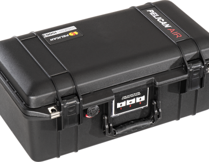 Pelican 1506 Air Case Tool Storage