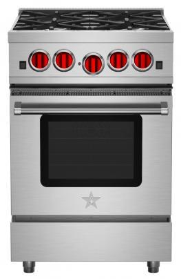 Bluestar 24-inch sealed burner