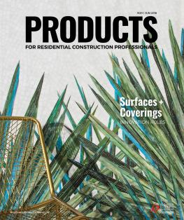 PRODUCTS May/June cover
