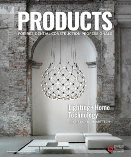Winter 2016 PRODUCTS magazine cover