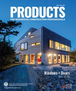 PRODUCTS magazine March/April Issue