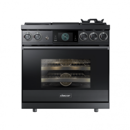 Dacor Modernist Oven Range