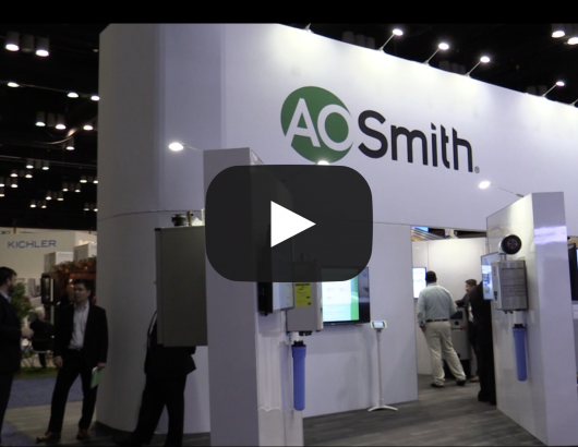 A.O. Smith at IBS 2018