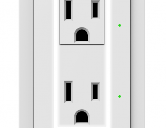 Amber Solutions Future Smart Outlet