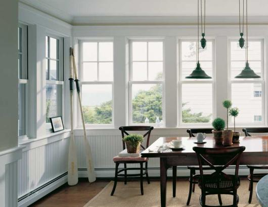 Andersen Sliver Line Windows