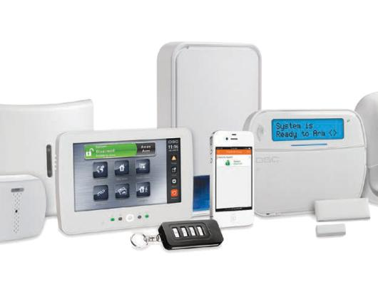 DSC Intrusion Security Products