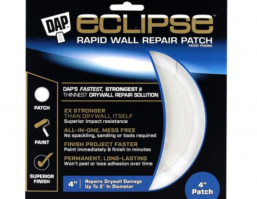 Dap eclipse 4 inch drywall patch