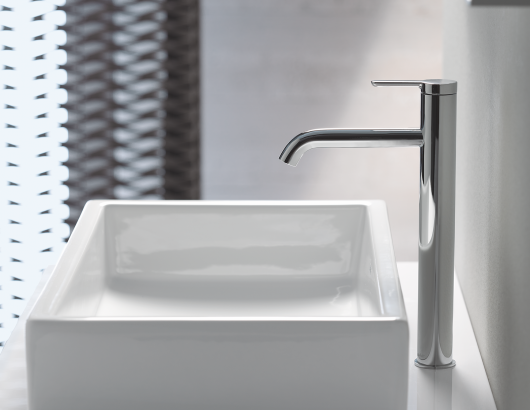 Duravit C1 Faucet Collection Lavatory