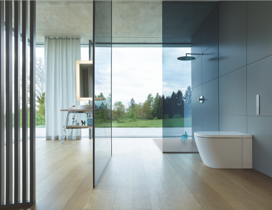Duravit SensoWash-i White bathroom
