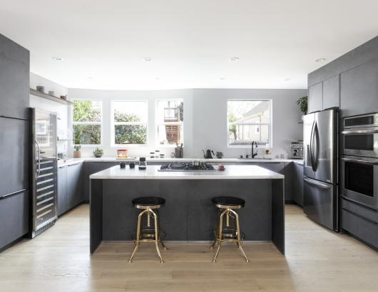 FORM Kitchens Dark Gray Project 1