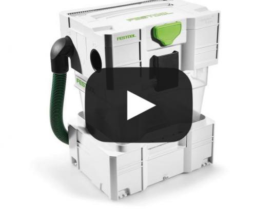 Festool CT Cyclone Silo
