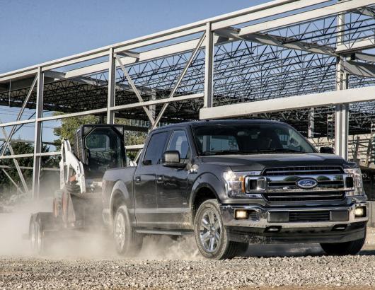 Work Trucks and Vans for 2018