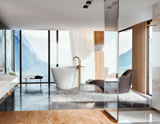 Graff Mod+ bathroom collection
