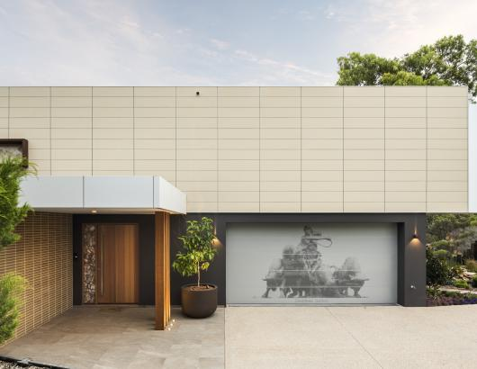 Glen Gery Terraçade Ceramic Cladding System Home Project