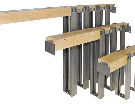 Johnson Hardware 1500SC Series All Steel Split Studs Pocket Door Frame Kit three versions