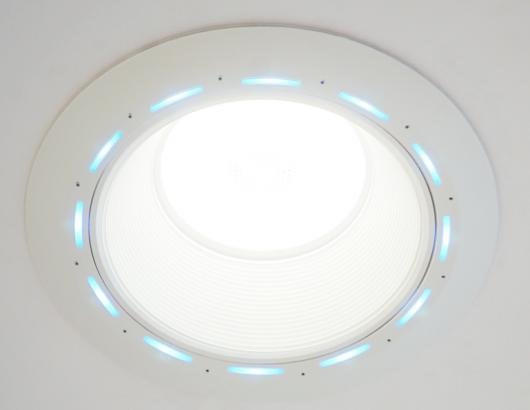 Juno Lighting Juno AI Smart Speaker Downlight with Alexa Built In installation.