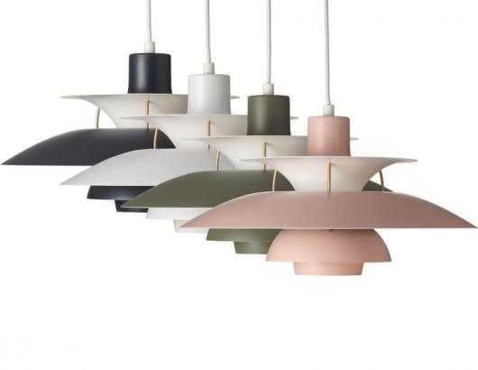 Louis Poulsen pendant lighting