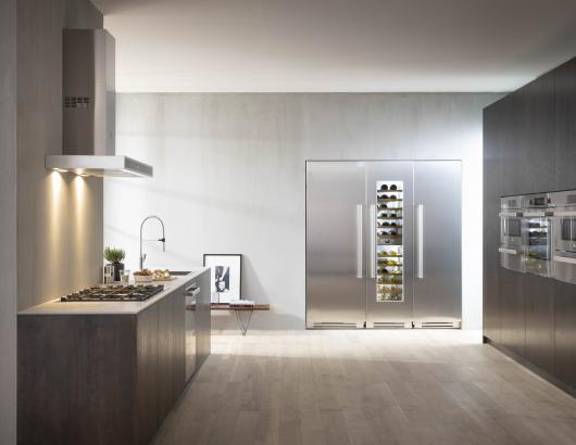 Luxury European kitchen appliances products