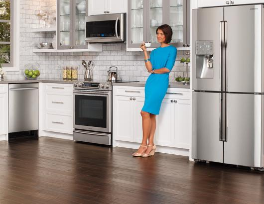 Appliance brands LG and Samsung rank highest in J.D. Power's new 2016 kitchen and laundry appliance customer satisfaction surveys.