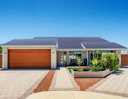 Sunflare Solar Shingle