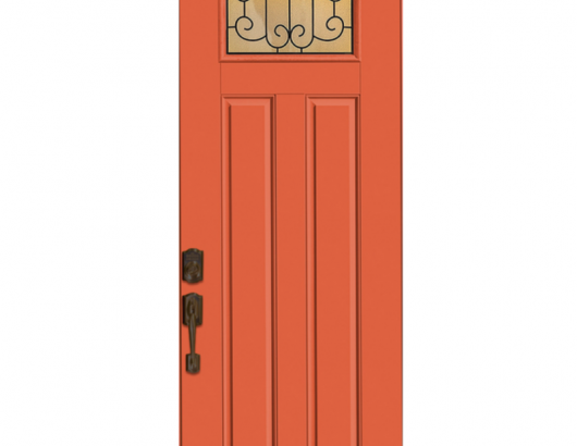 Therma-Tru Smooth-Star door