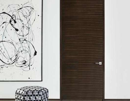 TruStile Doors Tru&Modern Collection Mahagony Ebony stain