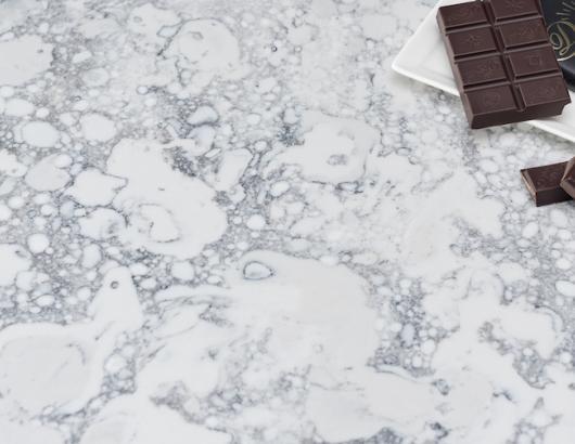 Wilsonart Nature Inspired Quartz Surfacing Ascent Gray Veins Chocolate