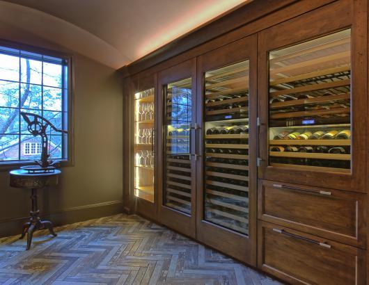 wine loft tasting room