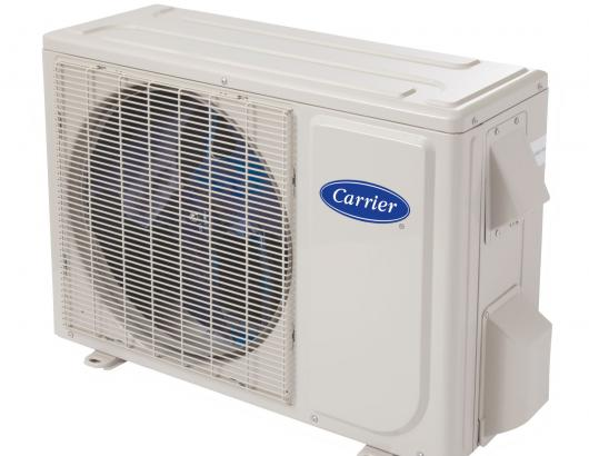 Air conditioning manufacturer Carrier has unveiled a new line of Performance Series single-zone ductless outdoor units that offer stronger performance in extreme temperatures as well as an energy efficiency rating up to 25 SEER.