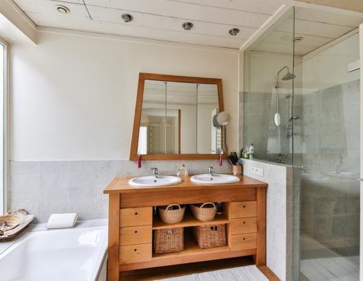 Bathroom remodels more popular