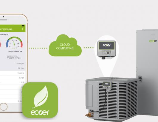 ecoer smart heat pump