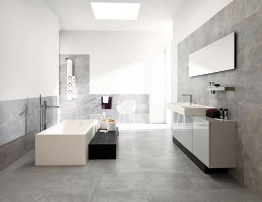 Bathroom ideas with Porcelanosa Grupo Tile