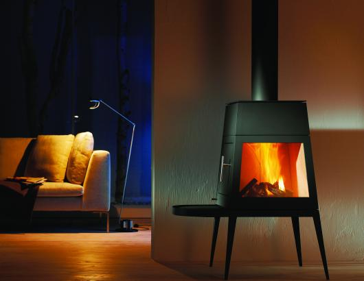 Wittus Shaker wood burning stove