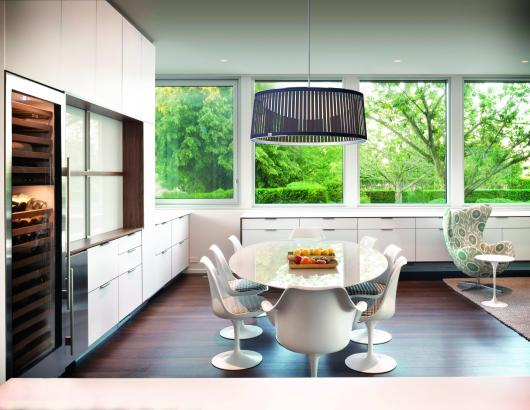 Performance issues and cost may have deterred homeowners from fully embracing LED lighting in the past, but with the technology evolving at breakneck speed, it's starting to dominate residential kitchen applications.